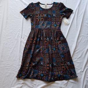 NWT Womens LuLaRoe Amelia Dress